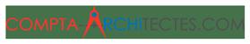 L'expert-comptable des architectes Logo